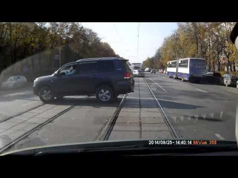 Авария в Екатеринбурге 25 09 2014