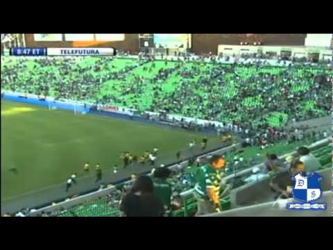 Balacera Santos Vs Morelia Shooting Stadium Mexico Torreon