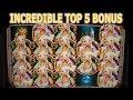 Bier Haus -- INCREDIBLE TOP 5 BONUS -- HUGE BIG WIN Slot Machine
