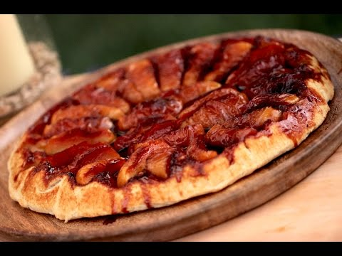 Beth's Easy Apple Tarte Tatin Recipe | ENTERTAINING WITH BETH