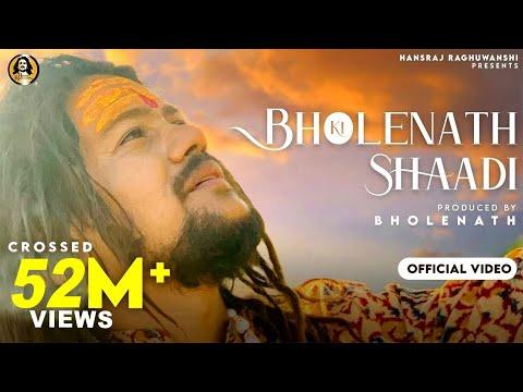 Bholenath Ki Shadi (Official Video) Hansraj Raghuwanshi    Shivratri Special 2021   Jamie  RaviRaj  