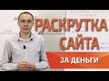 Продвижение сайта & платная раскрутка и реклама за деньги — Максим Набиуллин
