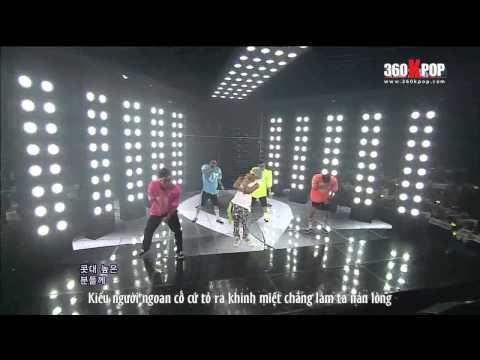 G-Dragon-Crayon LIVe Inkigayo