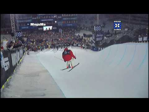 Kevin Rolland Ski SuperPipe Gold - Winter X Games - UCxFt75OIIvoN4AaL7lJxtTg