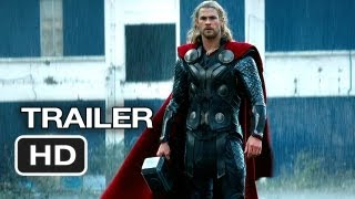 Thor: The Dark World Official Trailer (2013) - Chris Hemsworth, Natalie Portman Movie HD