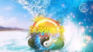 Calming Ocean Sounds - Summer Meditation Music for Positive Energy Increase