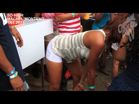 Trinidad Carnival 2011 Sunny Side Up Breakfast Party Part 2