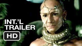 300: Rise of an Empire Official International Trailer (2014) - Rodrigo Santoro Movie HD