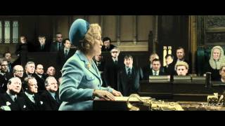The Iron Lady Clip - Screech Too Much - Meryl Streep Movie (2011) HD