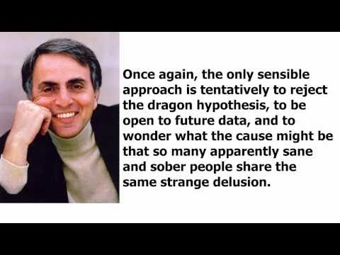 The Dragon in My Garage by Carl Sagan