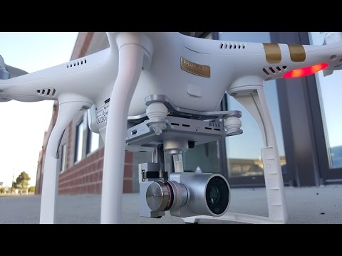 I BOUGHT A DRONE! DJI Phantom 3 Professional Impressions