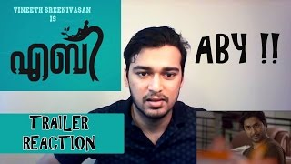 Aby Malayalam Trailer Reaction