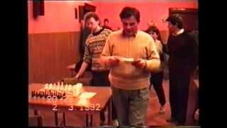 3 edycja turnieju szachowego 1992 r.