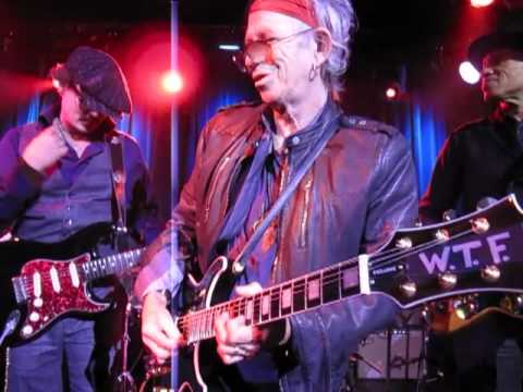 Keith, Johnny Depp & Friends - Key to the Highway