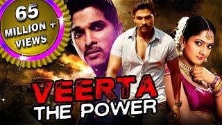 Veerta The Power (Parugu) Hindi Dubbed Full Movie  Allu Arjun, Sheela Kaur, Prakash Raj