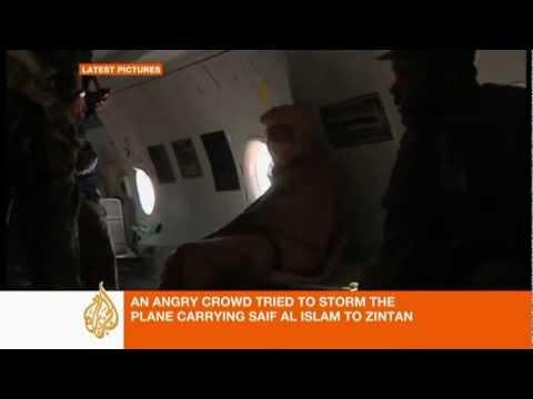 Saif al-Islam Gaddafi arrested in Libya
