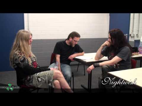 NIGHTWISH -- Nuclear Blast Facebook fan interview