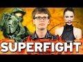 Hank Green Plays SuperFight!!