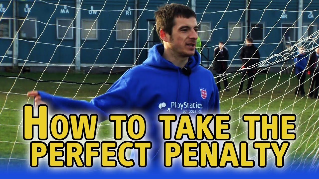 Leighton Baines on taking the perfect penalty and freekick