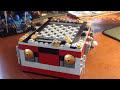 Фрагмент с начала видео - My Custom Lego Chess Set Review (обзор) Самодельные Лего Шахматы!