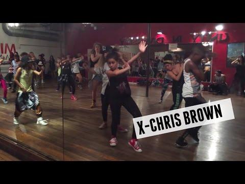 Chris Brown X | Sierra Neudeck | Choreographer – Matt Steffanina