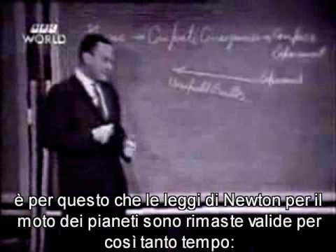 Richard Feynman: Il Metodo Scientifico
