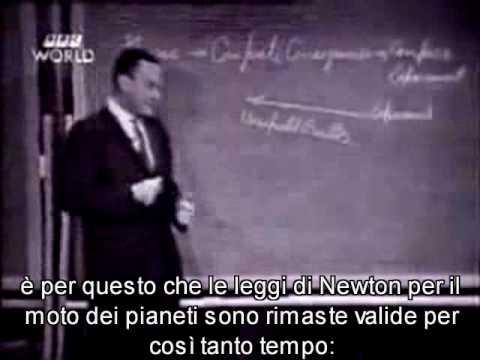Richard Feynman: Il Metodo Scientifico