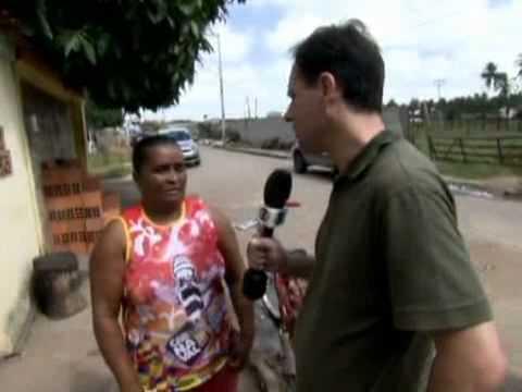 Prefeito ladrão de Traipu ( Alagoas ) foge da cidade para não ser preso