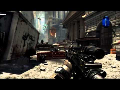 Call of Duty: Modern Warfare 3 GAMEPLAY COD MW3! - Official Footage HD