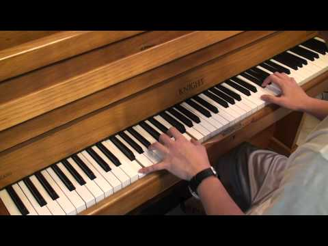 Rihanna and Eminem - Love The Way You Lie Part 2 Piano by Ray Mak