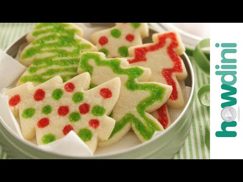 How to Make Christmas Cookies - Easy Christmas Cookie Recipes