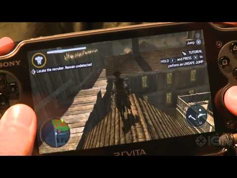 Assassin's Creed III: Liberation Rotten Barracks - Gamescom 2012