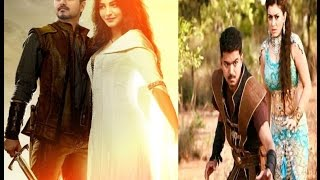 """Is """"Puli"""" A time Machine Based Story?!… 29-07-2015 Red Pixtv Kollywood News 