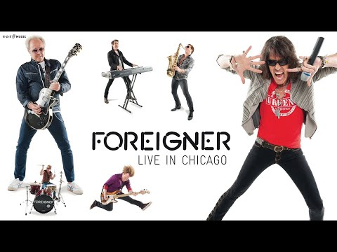 "FOREIGNER ""Urgent"" (Official 2011 Live HD Video) from ACOUSTIQUE & MORE / LIVE IN CHICAGO"