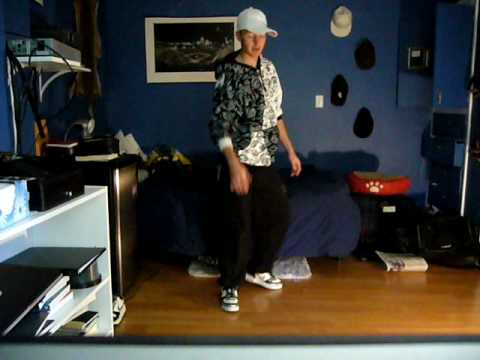 How To Hip Hop Dance - Moving Like A Hip Hop Dancer (