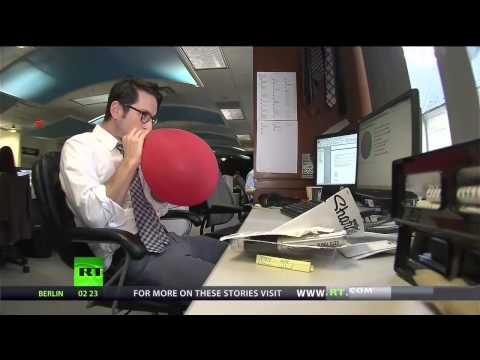 How (Corporate) Capitalism could end helium  and much more  8/31/14