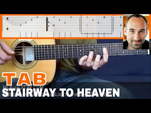 Video-Tab &quot;Stairway To Heaven&quot; - MLR-Guitar Lessons
