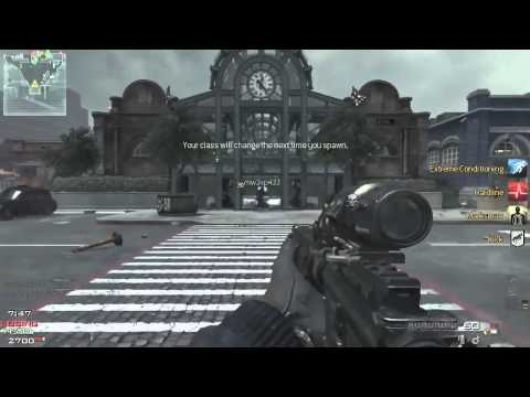 Modern Warfare 3 Multiplayer Gameplay - Commentary ITA by GiampyTek