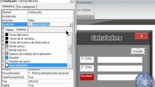 como hacer calculadora en Visual Basic powerpoint macros