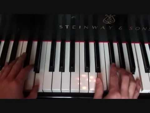 Mirror - Lil Wayne featuring Bruno Mars (Piano Lesson by Matt McCloskey)
