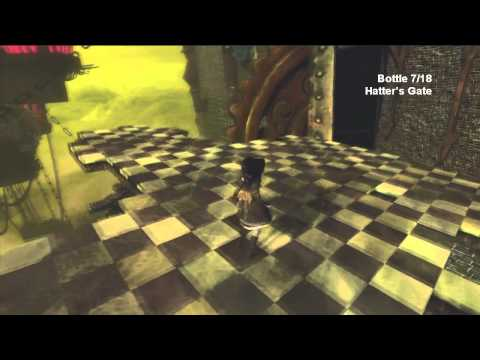 Alice Madness Returns Chapter 1 Bottle Locations