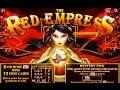 The Red Empress Slot -  *One Last Chance* - *Big Win* - MAX BET - Slot Machine Bonus