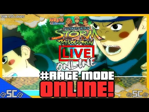 ●WE ALL MAKE MISTAKES! #RAGE - LIVE Online「#77」| NARUTO REVOLUTION●