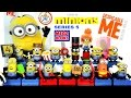 Mega Bloks® Despicable Me™ Mystery Buildable Minions Blind Packs Series 5