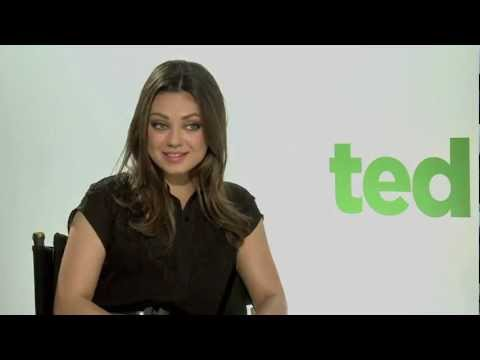 Mila Kunis Interview -- Ted