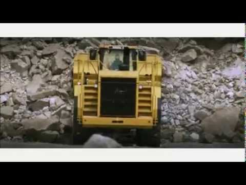 Cat 988H Wheel Loader - Features & Benefits