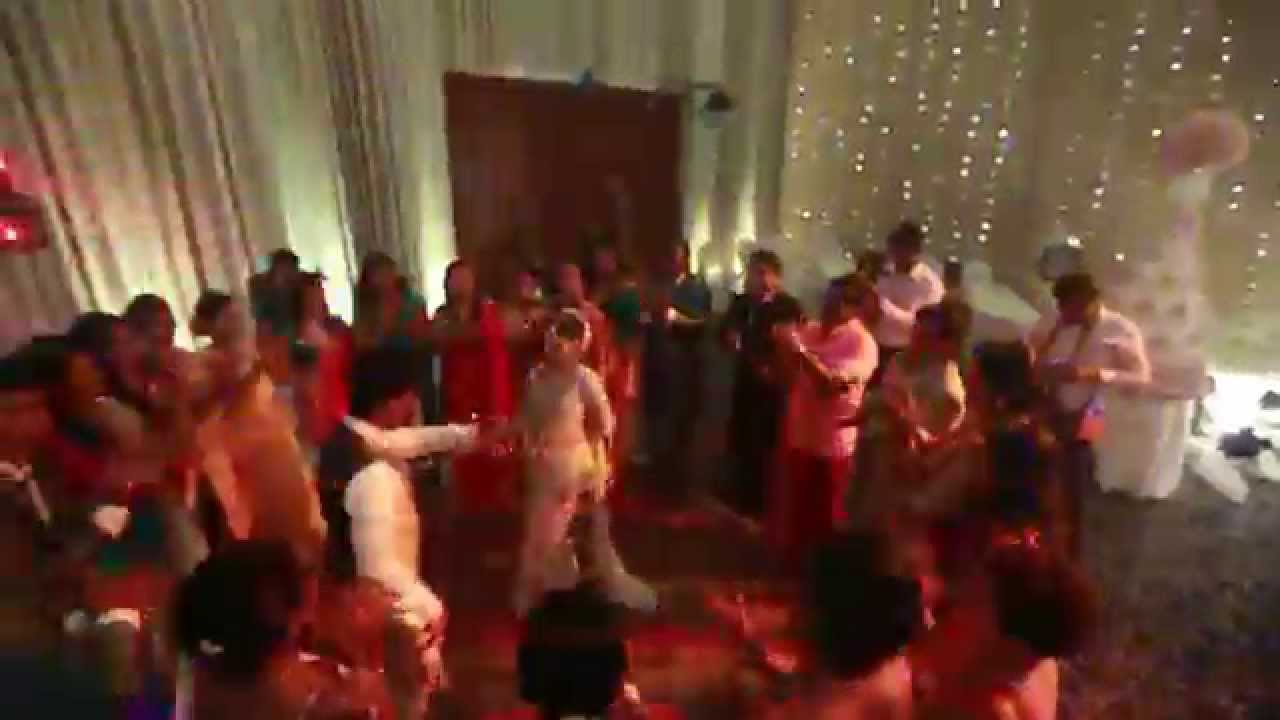 Sri Lanka Wedding Dance 2015