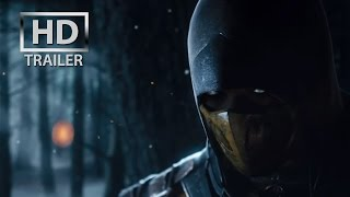 Mortal Kombat X | official trailer (2015)