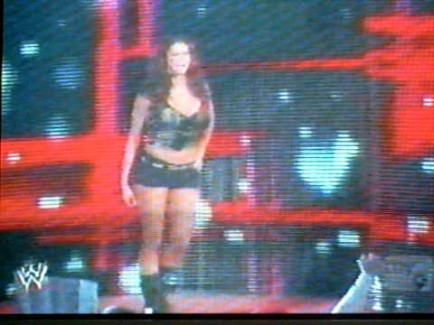 Eve Torres Entrance 2010 Real