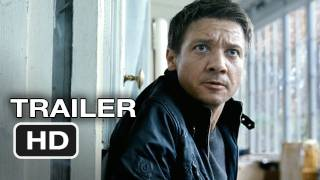 The Bourne Legacy Official Trailer - Jeremy Renner Movie (2012) HD